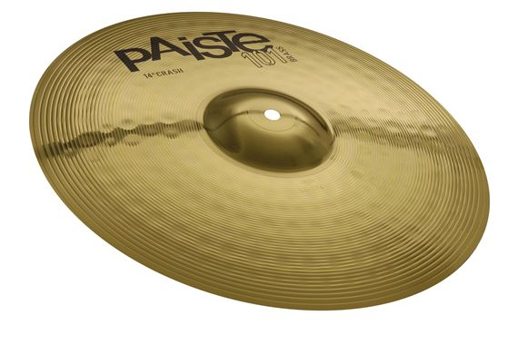 Paiste 101 Series Brass Crash Cymbal